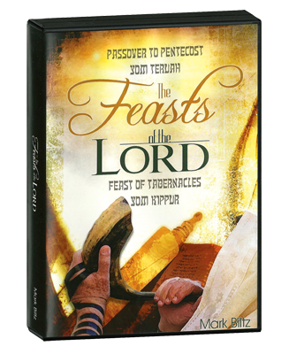 The Feasts of the Lord DVD Set (5 DVDs- 6 Hours) - The Prophecy Watchers
