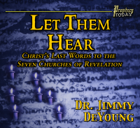 Let them hear CD Promo Cover