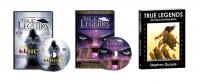 True Legends DVDs and books