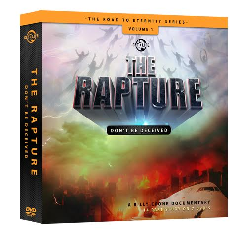 God's Prophetic Roadmap DVD Package - A Comprehensive Overview of  Futuristic Bible Prophecy From the Rapture to the Millennium - 27 DVDs in 3