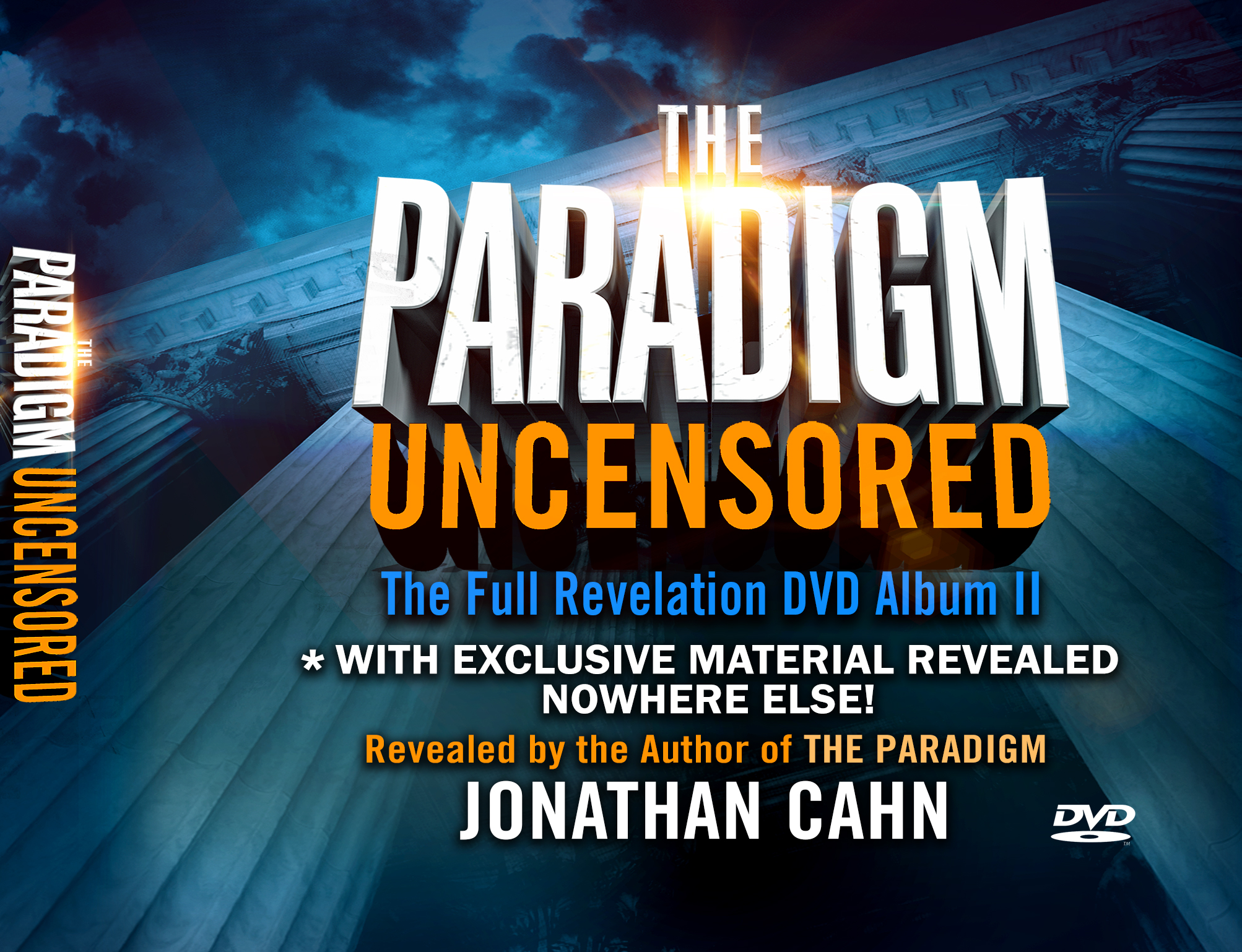 The paradigm package 2 new from jonathan cahn get the the malvernweather Gallery