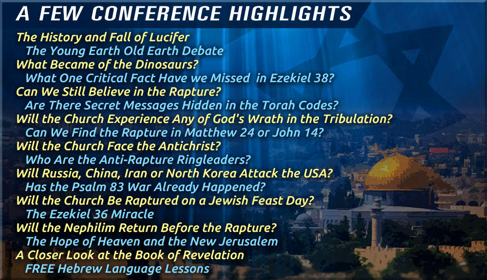 A One Of A Kind Prophecy Conference