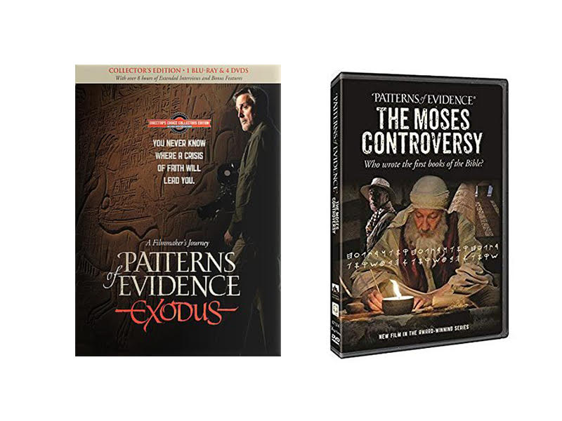 The Miracles Of Moses Package The Patterns Of Evidence Series